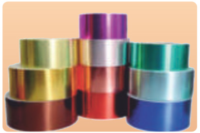 Pearlized PVC Films